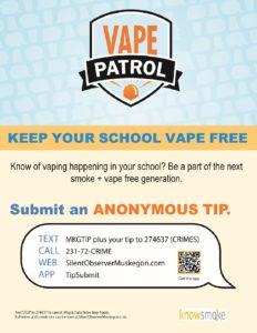 Vape Patrol 8.5x11 Poster v3 pdf 232x300 - Muskegon