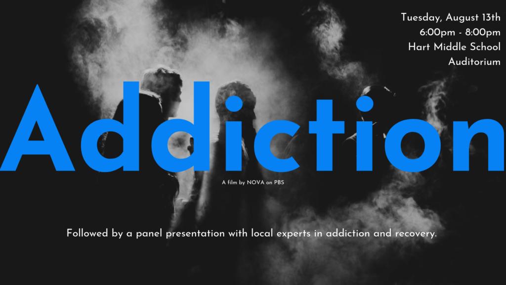 Film screening of 'Addiction'
